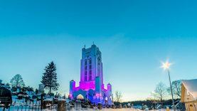 Švč. M. Marijos Apsireiškimo koplyčios apšvietimas