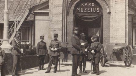 Šiais metais Vytauto Didžiojo karo muziejus mini 100 metų jubiliejų