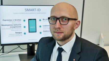 """""""Smart-ID"""" kūrėjai primena, kaip saugiai naudotis identifikavimu elektroninėje erdvėje"""