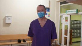 Pirmasis  COVID-19 ligos atvejis – klastingos pandemijos šauklys