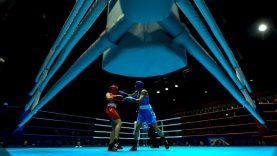 Lietuvai neparanki olimpinių žaidynių bokso varžybų atrankos sistema keičiama nebus