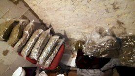 Suduotas dar vienas netikėtas smūgis narkotinių medžiagų platinimo rinkai (video)