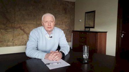 """D. Jagminas: """"Mes per mažai kalbėjome ir viešinome savo projektą, tačiau šią klaidą ištaisysime"""""""
