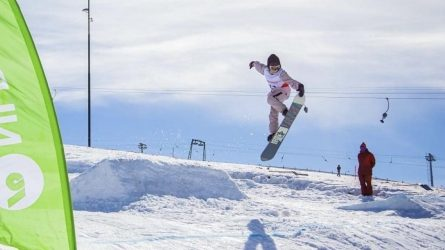 Ekstremalus snieglentininkų kelias svajonės link