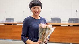 Oficialu: Vilniaus savivaldybės Administracijai vadovauja Lina Koriznienė