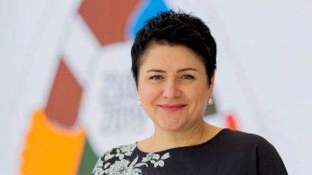 """Daina Gudzinevičiūtė: """"Patriotizmas – darbas valstybės labui ir įsipareigojimas"""""""