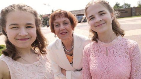 Raseiniškę kepenų transplantacija ištraukė iš mirtino vėžio gniaužtų