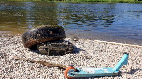 Vilnius kviečia švarinti vandens telkinius – jungiasi įmonės ir gyventojai
