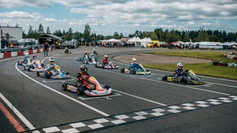 Lietuvos kartingų čempionate tikimasi sulaukti rekordinio dalyvių skaičiaus