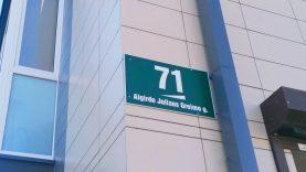 Pasikeitė trijų miesto gatvių pavadinimai!