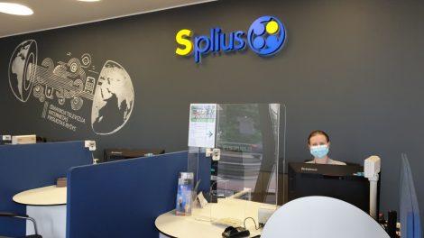 "Aktuali informacija ""SPLIUS"" klientams"