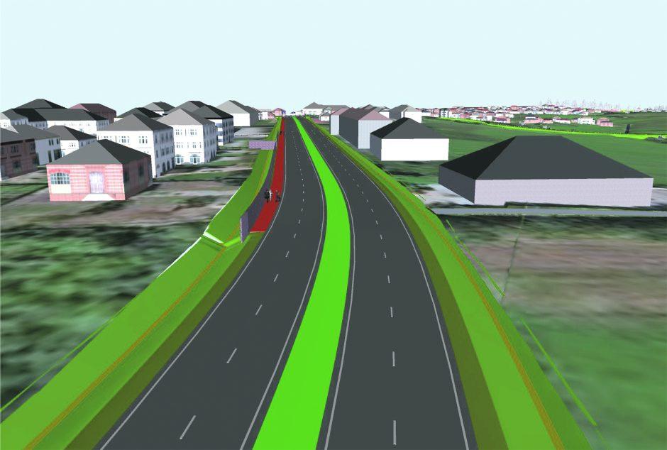 Infrastruktūros pokyčiai Ramučiuose: gyventojai ir savivaldybė ieško kompromiso