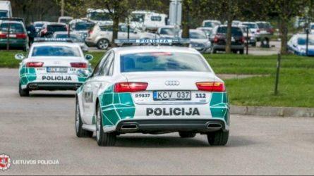Policija primena, įsigalioja Kelių eismo taisyklių sezoniniai reikalavimai