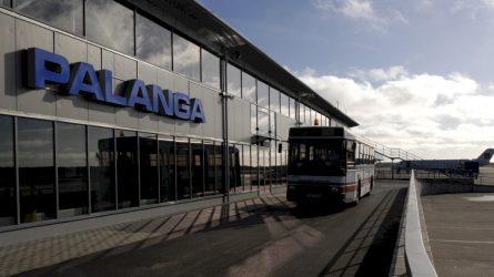 Palangos oro uosto infrastruktūrai atnaujinti ir saugiai veiklai užtikrinti – 10,25 mln. eurų