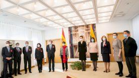 Finansų ministrės Gintarės Skaistės ir Ispanijos užsienio reikalų ministrės susitikime – dėmesys šalių bendradarbiavimui ir Atsigavimo fondui