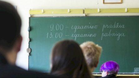 Balandžio 12–13 dienomis abiturientai gali pasitikrinti matematikos žinias