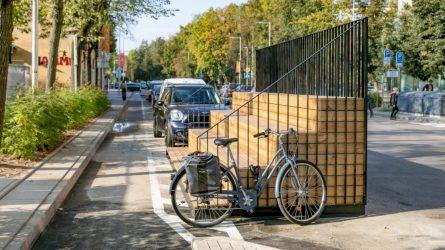 Vilnius realiais veiksmais skatina darnų judumą – tęsiamas gatvių humanizavimas