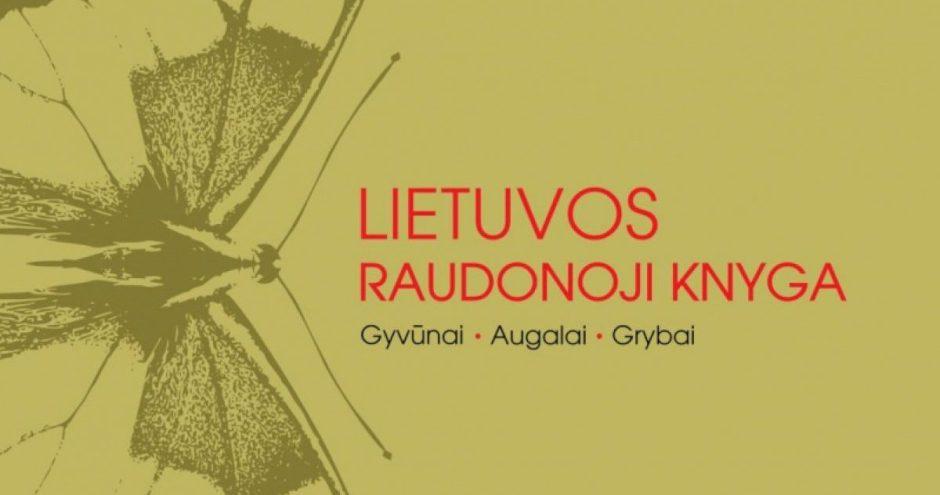 Naujoji Lietuvos raudonoji knyga – atmintinė kiekvienam gyventojui