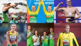100 dienų iki olimpinių žaidynių: kas jau turi kelialapius į Tokiją ir kas dar gali juos iškovoti?