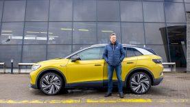 """Lietuvos žurnalistai įvertino naująjį """"Volkswagen"""" ID.4"""