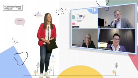 Dalyvių rekordą pasiekęs Olimpinio švietimo forumas: problemos, patirtys ir sprendimų keliai