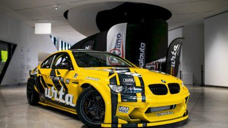 """Benediktas Čirba Europos """"drifto"""" čempionate pergalių sieks nauju automobiliu"""