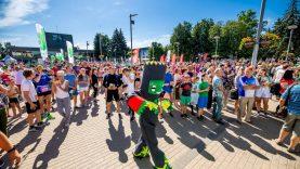 Palaikyti olimpiečius sirgaliai bus kviečiami į Nidą