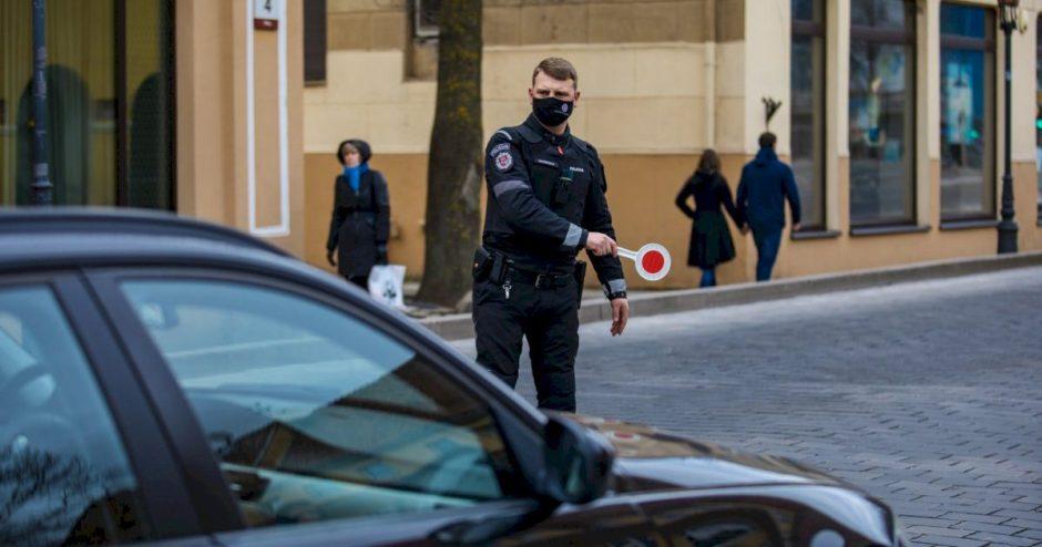 Klaipėdos apskrities Kelių policijos pareigūnai išaiškino 4 neblaivius vairuotojus ir 3 dviratininkus