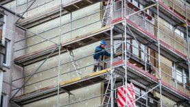 Renovacijos bangą koordinuos steigiamas kompetencijų centras