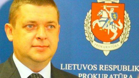 Paskirtas Panevėžio apygardos prokuratūros vyriausiasis prokuroras