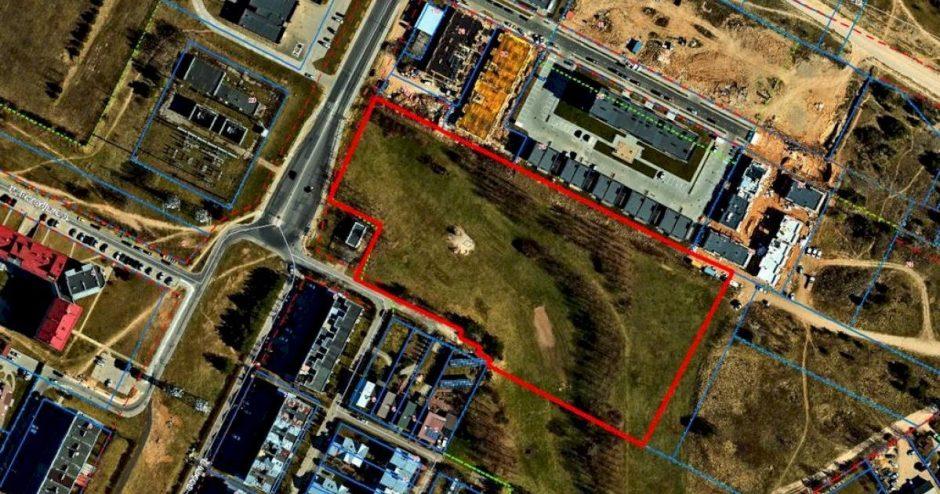 Savivaldybė prašo prokurorų padėti išsaugoti parką