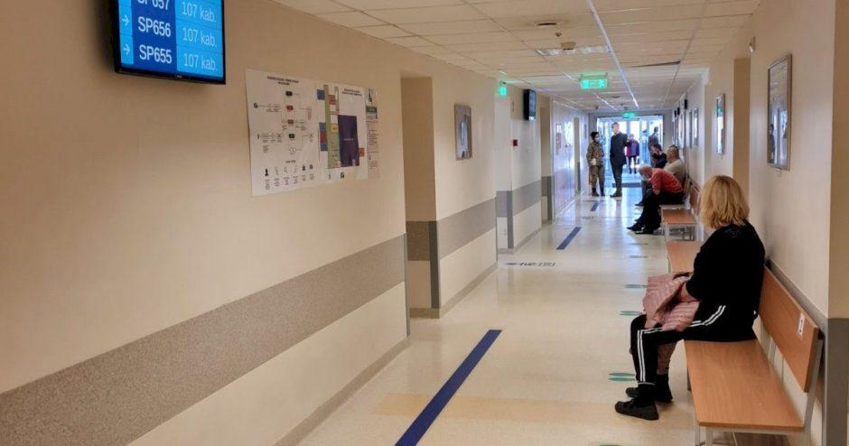 Respublikinėje Šiaulių ligoninėje – patogi ir inovatyvi registracijų pas gydytojus sistema