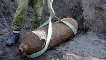 Dėl Aleksote randamų sprogmenų – pakartotinis Kauno kreipimasis į institucijas