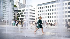 Istorinis pasiekimas: Vienybės aikštė pripažinta geriausia prestižiniame pasaulio dizaino ir architektūros konkurse
