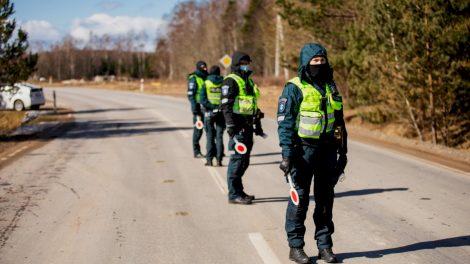 Klaipėdos apskr. policijos pareigūnai per savaitę užfiksavo 10 neblaivių vairuotojų ir 3 apsvaigusius dviratininkus