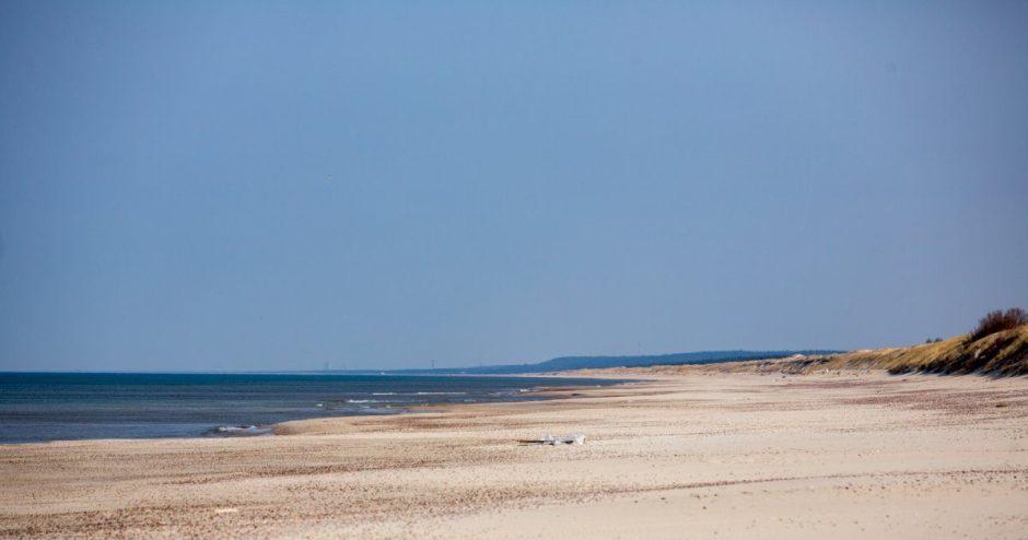 Jūrą nuo šiukšlių ir taršos gelbės atnaujinamas Baltijos jūros veiksmų planas