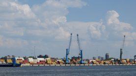 M. Skuodis: peržiūrint Klaipėdos jūrų uosto žemės nuomos mokestį, būtinos išsamios diskusijos ir tvarūs sprendimai