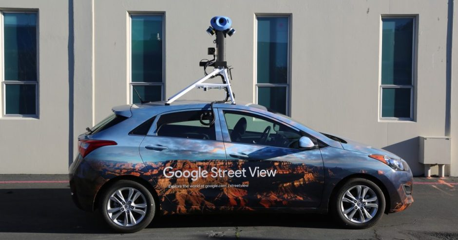 """Į Lietuvos kelius grįžta """"Google Street View"""" automobiliai"""