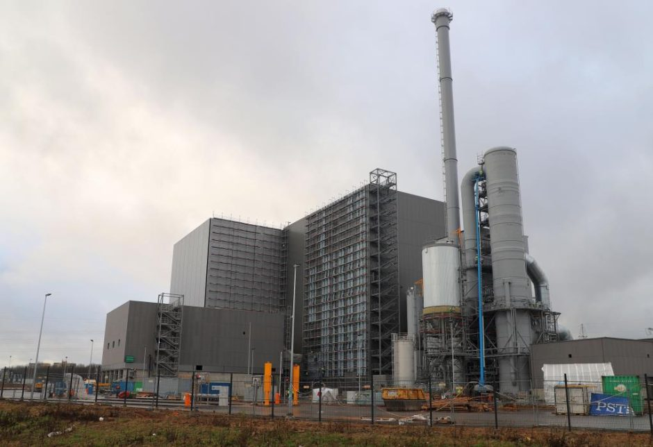 Kauno rajono savivaldybė nepritaria, kad  KKJ degintų daugiau atliekų