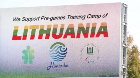 Lietuvos olimpiečių Tokijuje laukia neįprasti išbandymai