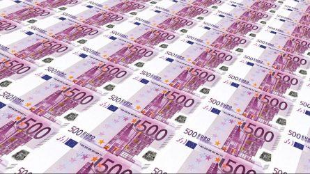 Verslui paskirstyta paramos už 104 mln. eurų