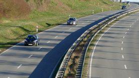 Sumažėję transporto srautai – į naudą oro kokybei