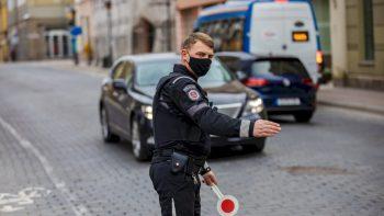 Klaipėdos apskr. Kelių policijos pareigūnai per savaitę išaiškino net 12 neblaivių vairuotojų