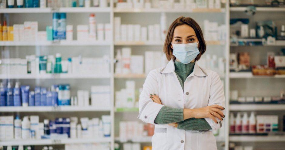 Vaistinės jau netrukus galės skiepyti gyventojus nuo COVID-19 ligos (koronaviruso infekcijos)