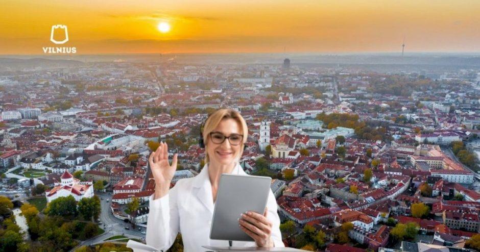 Pusė tarptautinėms konferencijoms tinkamų Vilniaus erdvių – jau 3D aplinkoje