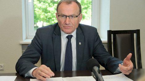 Pristatyta Šiaulių miesto savivaldybės administracijos ataskaita