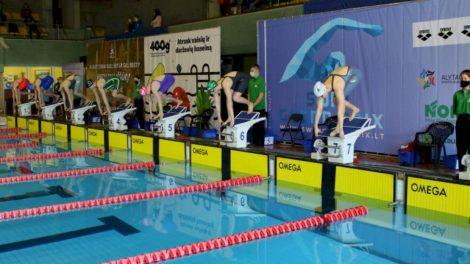 Savaitgalį vyko Alytus Grand Prix  2021 plaukimo varžybos