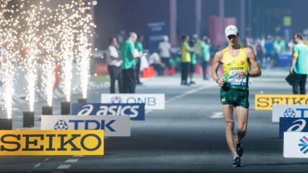 Antrąsias karjeros olimpines žaidynes A. Mastianica pasitinka sustiprėjęs ir fiziškai, ir psichologiškai