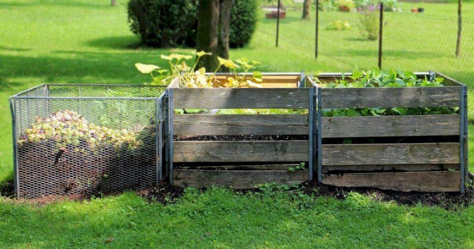 Kompostavimas – realus žingsnis žiedinės ekonomikos link