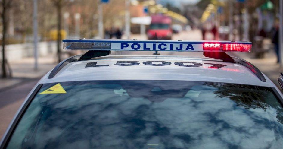 Klaipėdoje sulaikytas vyras įtarimas išsinuomodavęs paspirtukus, dviračius, kt.daiktus ir jų negrąžindavęs